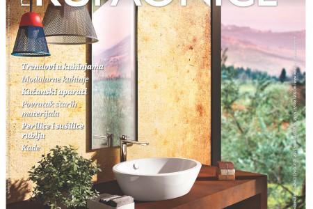 Kuhinje i kupaonice br.44 (proljeće 2017...