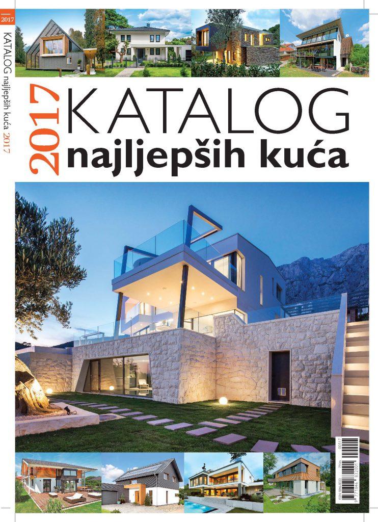 Katalog najljepših kuća 2017
